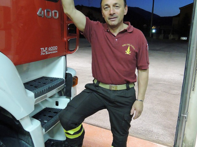 Maurizio Casavecchia: Burning Leadership