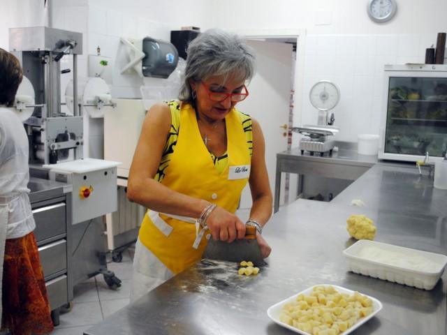 Elide Isadori:  Pasta Fresca & Gastronomia