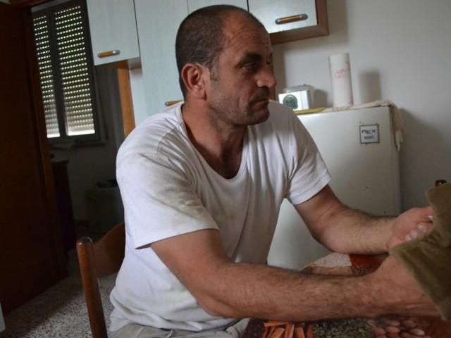 Aleks Sina:  An Albanian in Cagli