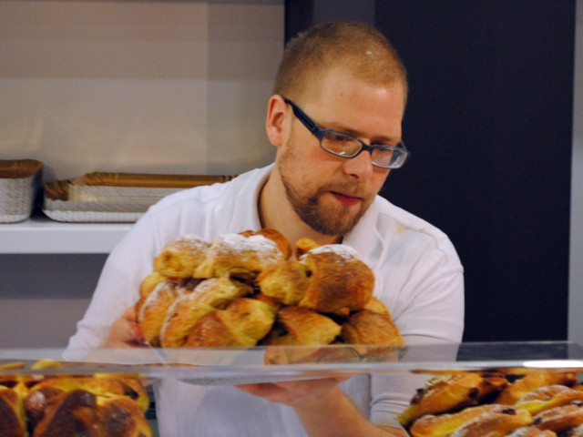 Matteo Marietti: A Passion for Pastries