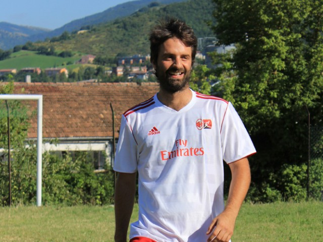 Giovanni Giacomucci:  Two Loves – Soccer and Community