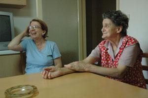 Vincenza Genovesi and Maria Torri