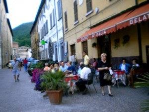 Evening at the Piazza 3